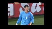 Бразилия 1 - 0 Кндр Гол Шедьовър На Майкон 15.06.10 Hq