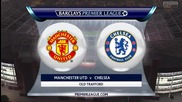 Fifa 15 Pc Gameplay { Manchester United Vs Chelsea }