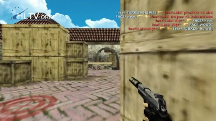 Xperia Play 2011: Xizt vs face! ( Counter - Strike 1.6 )
