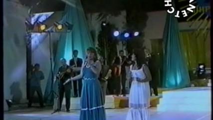 Цветанка Йотова и Мариана Тодоринова - Сестри(live от Пирин Фолк 99) - By Planetcho
