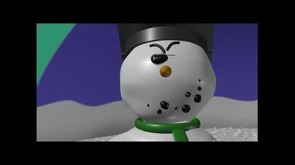 Pixar Animations ™ Снежния човек - [ Knick Knack ] -
