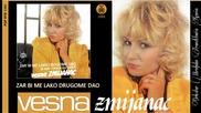 Vesna Zmijanac - Zar bi me lako drugome dao - (Audio 1985)