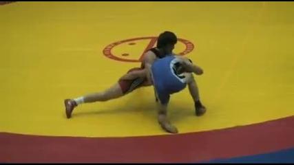 Russian Wrestling Scrambles