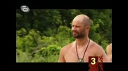 Преслава В Survivor 3 [11.10.2008] - Част 1