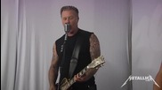 Metallica - The Frayed Ends Of Sanity & Cyanide - Rio De Janeiro, 2015 ( Tuning Room )