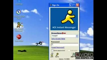 Windows Virus - Stick Animation