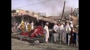 Двоен самоубийствен атентат близо до натовска база в Афганистан