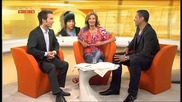 Tom Kaulitz and Chantelle Page Rtl Punkt 9 22.06.2009 Видео на Rutube