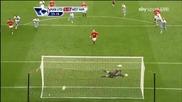 Манчестер Юнайтед 3 - 0 Уест Хям Юнайтед - Всички голове 28/08/2010