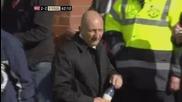 Манчестър Юнайтед 4 - 2 Блекпул Андерсон Гол *hq*