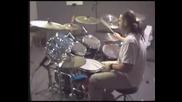 Motley Crг?e  Dr. Feelgood  Drums Martin Periard.