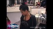 Преслава говори с камерата а тя се ебава с нея Vip Brother епизод 3