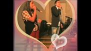 Роза и Елисей с песента Любовта 2012