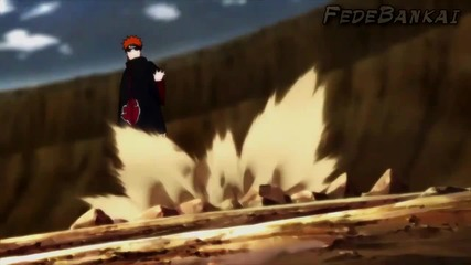 Naruto vs Pein Amv [bg subs] Hd Високо Качество!!