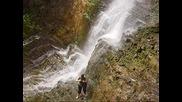 Скакленски водопади и 10в клас 15.05.2010 г.