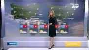 Прогноза за времето (08.01.2015 - централна)