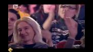 Тони Димитрова показва как се прави на живо...