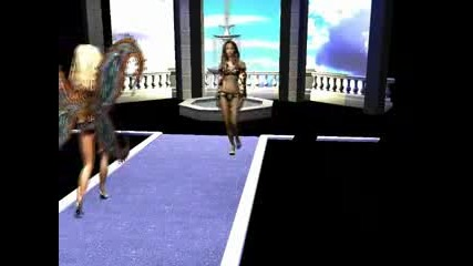 Модно Ревю В Sims 2  втора част