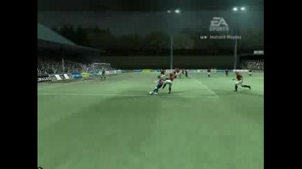 Fifa 07 Мн Хубав  Пас + Volley