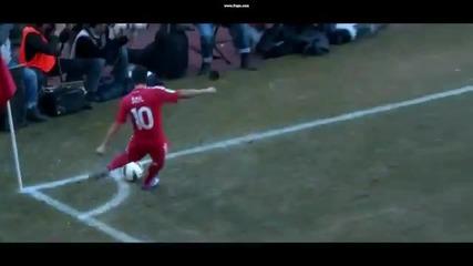 Страхотен гол на Ronaldo !