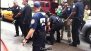 Окупация Уол Стрийт - Полицейска Агресия