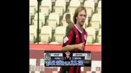 Амкар - Динамо Москва 3:1