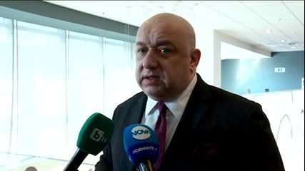Красен Кралев: Щангите ще имат финансиране