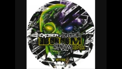 Excision Datsik - Swagga (downlink Remix) 720phd