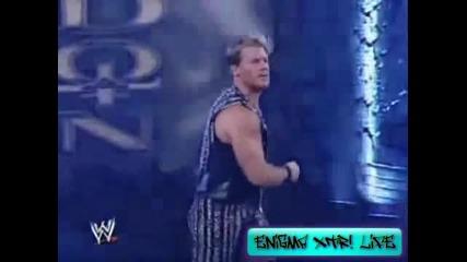 Chris Jericho /mv/ - Not Afraid