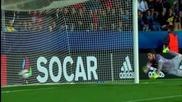 ВИДЕО: Голът, с който Швеция стигна полуфинал на Евро 2015 за младежи