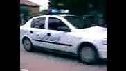 Полицай Гонят Цигани