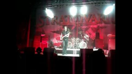 Lauri Porra, Stratovarius Live In Sofia, 23.01.2011