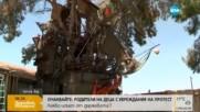 НЕОБИЧАЙНО: Американец построи пиратски кораб в двора си