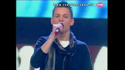 Filip Bulatović - Još te sanjam, još me misli vuku (Z Granda 2010_2011 - Emisija 21 - 26.02.2011)