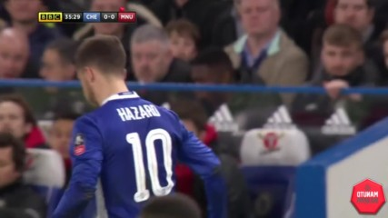 Highlights: Chelsea - Manchester United 13/03/2017