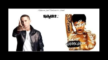 С кристален звук + Кристално качество ! ! Rihanna Feat Eminem - Numb [2o12 New!]