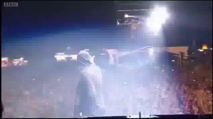 На кой друг концерт ще видите толкова голяма публика освен на Eminem
