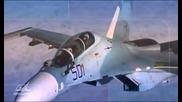 Многоцелеви изтребител Sukhoi Su - 30mk2