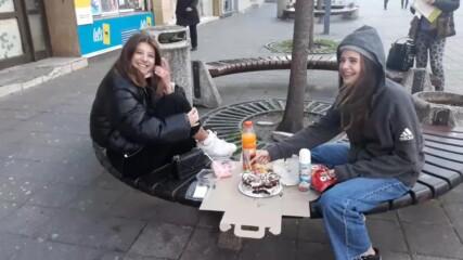 Рожден ден на пейка в Бургас - 30 март 2021