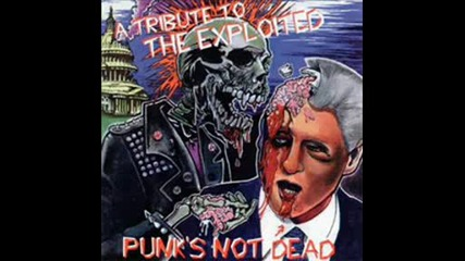 The Exploited - I Hate