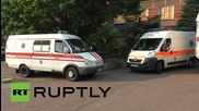 Ukraine: At least 300 trapped after shelling strikes Donetsk mine, cutting power