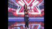 X Factor - Сестрата На Дидо От Д2 И Цялото Й Изпълнение