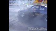 Nissan Skyline R33 Drag Gtr700