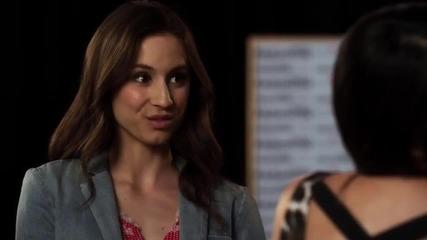 Pretty Little Liars 2x06 sneak peek 2 - Mona's Big Suprise Hq