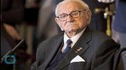 British Hero Sir Nicholas Winton Dies at 106