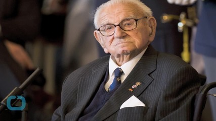 British Hero Sir Nicholas Winton Dies at 106