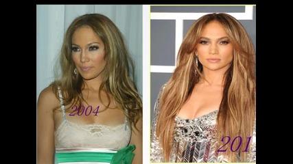 Известните преди и сега
