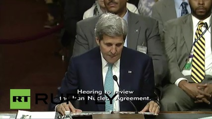 USA: Kerry defends Iran nuclear deal at special committee