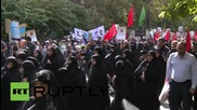 Iran: Thousands join anti-Israel march in Tehran