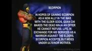 Scorpions Bio